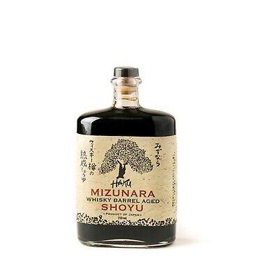 Whiskey Barrel Aged Shoyu Soy Sauce - 750 ml
