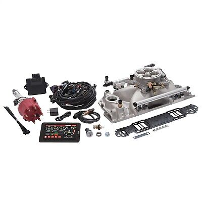 Edelbrock 35690 Pro-Flo 4 Fuel Injection Kit Edelbrock Fuel Injection Kit
