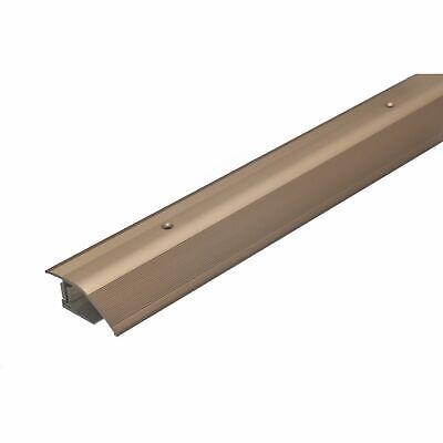 1 Stück Übergangsleiste C Form Alu eloxiert rostfrei 930x32x5mm A66