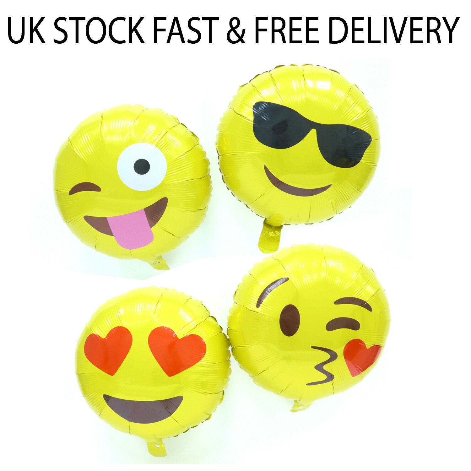 "UK SELLER FREE POSTAGE-SAME DAY DISPATCH LOL SURPRISE 18/"" ROUND FOIL BALLOON"