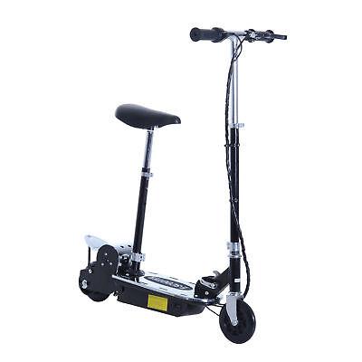 Foldable 8 mph Electric E-Scooter Motorized Bike Seat Batter