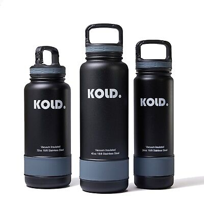 *NEW* The Best Vacuum Insulated Water Bottle - KOLD Bottles - LIFETIME (Best Vacuum Insulated Bottle)