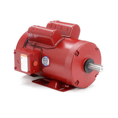 Leeson Electric Motor 110090.00 2 Hp 1725 Rpm 1-ph 230v Single Phase 56hz Frame