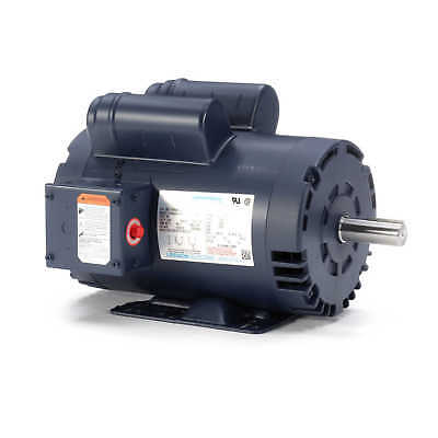 Leeson Electric Motor 120554.00 5 Hp 3450 Rpm Single Phase 230 5 Hp