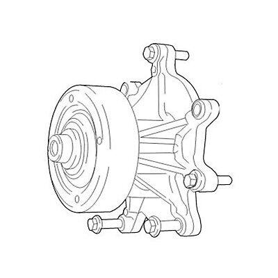 Engine Water Pump For 2000-2010 Jeep Liberty Dodge Dakota