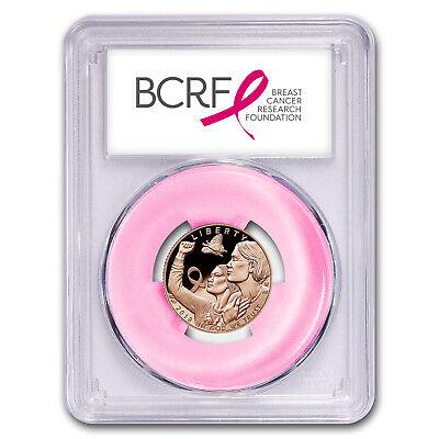 2018 Breast Cancer Awareness $5 Gold PF-70 PCGS (First Strike) - SKU#166650