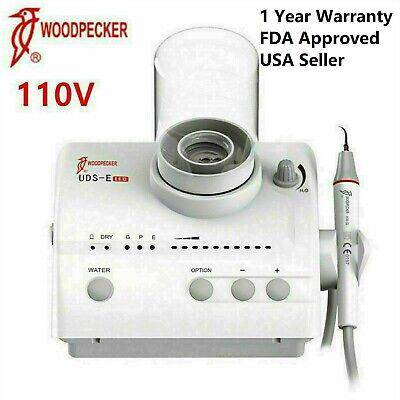 100 Woodpecker Dental Uds-e Led Detachable Handpiece Ultrasonic Piezo Scaler