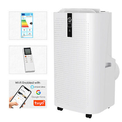 4in1 Eco WIFI 12000BTU Air Conditioner Portable Conditioning Unit 3.5KW Class A