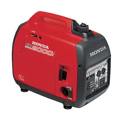 Honda EU2000I Super Quiet 2000 Watt Portable ...