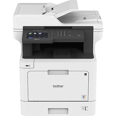 Brother Business Color Laser All-in-One MFC-L8900CDW - Duplex Print - Wireles...