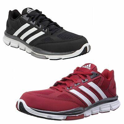 Adidas Sneaker Speed Trainer Sportschuhe Turnschuhe Freizeitschuhe rot schwarz (Sport Trainer)