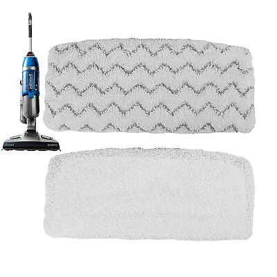 Steam Mop Pad Kit for Bissell 1252 Symphony Hard Floor Vacuum Steam -