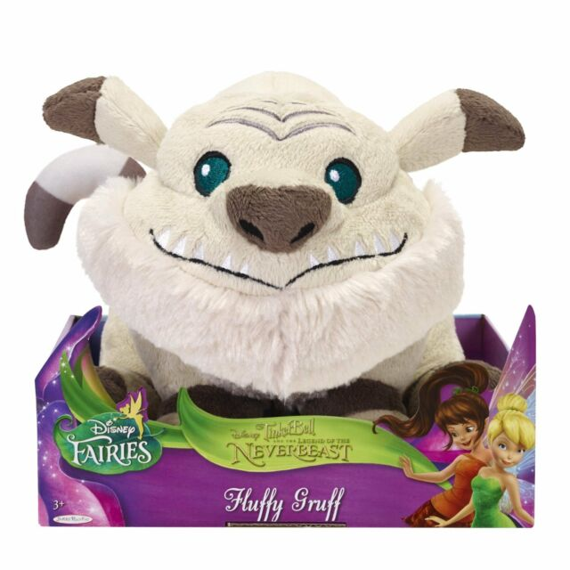 Disney Fairies Legend Of The NeverBeast - Fluffy Gruff *BRAND NEW*