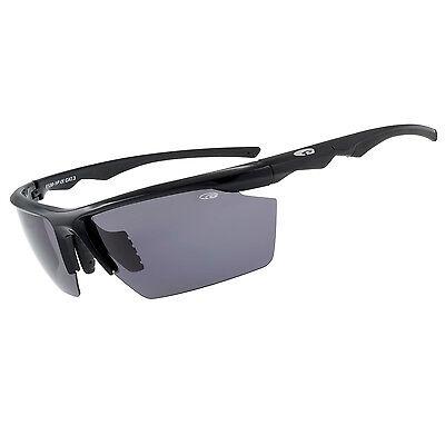 schmale kleine Radbrille Sportbrille Damen polarisierend kontrastverstärkend