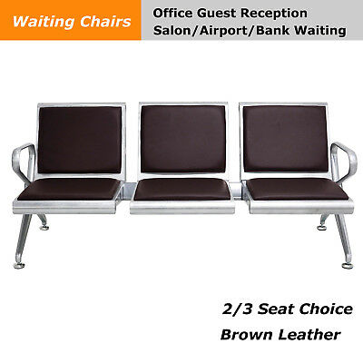 23-seat Airport Office Reception Waiting Room Chair Bank Hospital Clinic Bench