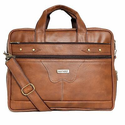 Leather backpack Waterproof laptop travel messenger Bags best for mens gift