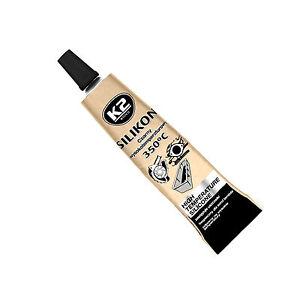 +350°C High Temperature Silicone Heat Resistant Liquid Gasket Sealant 21g Black