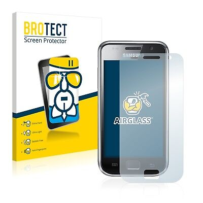 Samsung GT-i9000 AirGlass Glass Screen Protector Ultra Thin Protection Film I9000 Screen Protector