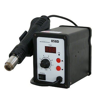 858d 700w Electric Hot Air Heat Gun Soldering Station Desoldering Welding Tool