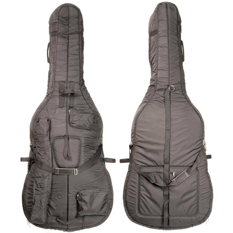 Bobelock 1/2 Upright String Double Bass Soft Bag-Case