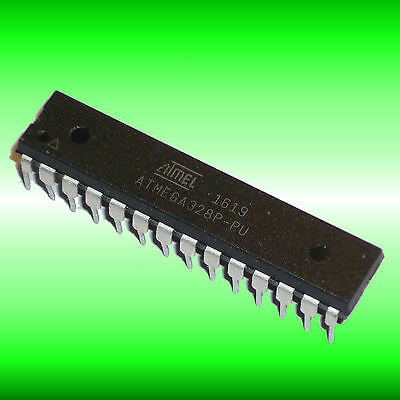 Atmega328p  DIL28   1 Stück    mit Bootloader