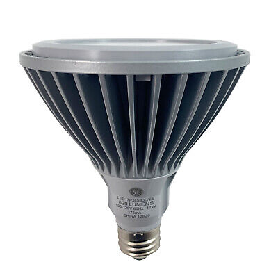 GE 17W PAR38 LED Narrow Flood 3000K 25000hr Light Bulb