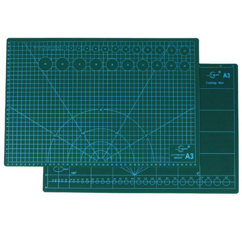 Professional Self-Healing Double-Sided Cutting Mat for Sewing Quilting USA LOCAL