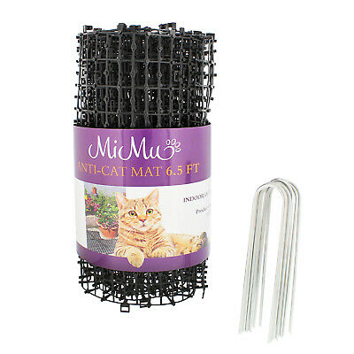 MiMu Cat Deterrent Mat Outdoor Indoor Cat ...