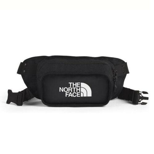 The North Face - Explore Hip Pack waist fanny bag - TNF Black / TNF White