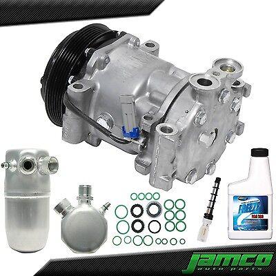 New AC Compressor Kit A/C for GMC C1500 C2500 C3500 K1500 K2500 Truck 5.7L 7.4L