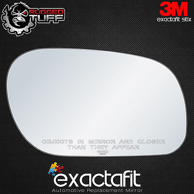 (Replacement Side Mirror Glass Crown Vic Marauder Marquis Passengers Right Convex)