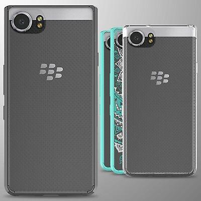 For Blackberry KEYone Case Hard Back TPU Bumper Slim Hybrid Phone Cover Hard Case Cover Blackberry