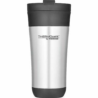 THERMOCAFE THERMOS 470ML STAINLESS STEEL TRAVEL TEA COFFEE MUG TUMBLER NEW