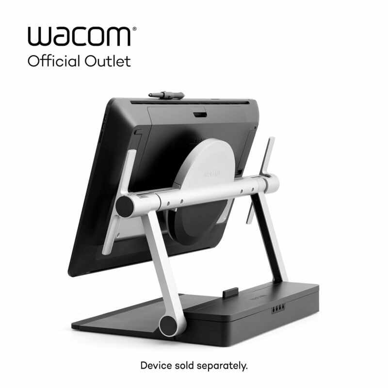 Certified Refurbished Wacom Ergo Stand for Cintiq Pro 24, UACK62801K
