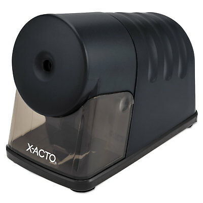 X-acto Powerhouse Desktop Electric Pencil Sharpener Black 1799lmr