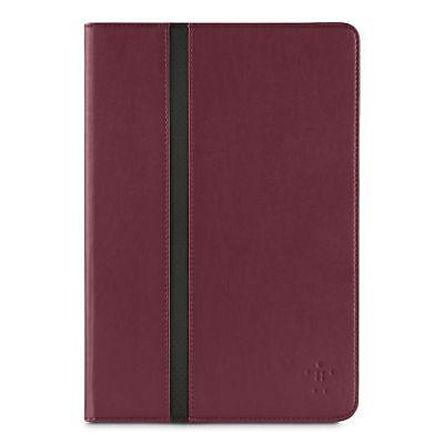 Belkin Wallet Case Tasche Bordeaux für Samsung Galaxy Tab4 10,1