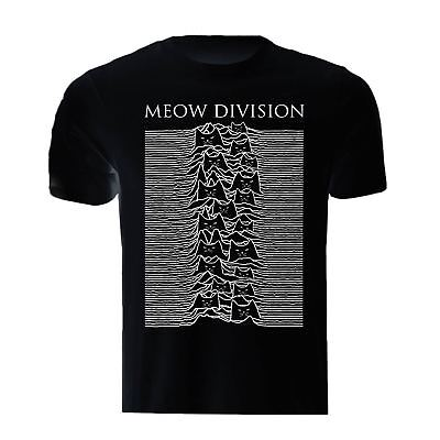 Division T-shirt (Gothicat T-Shirt Meow Division)