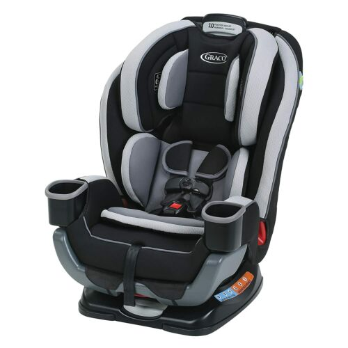 Graco Extend2Fit 3-in-1 Car Seat, Garner - BRAND NEW  Creased Box!