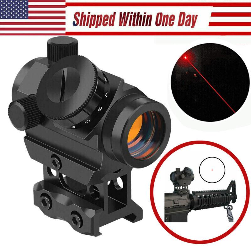 Red Dot Sight 2 MOA Microgun Tactical Hunting Dot Sight Adjustable Rifle Scope