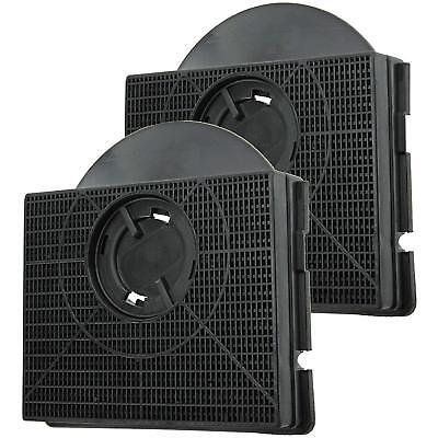 2 IKEA Cooker Hood Vent Filter Charcoal Carbon Range Extractor Filters FIL554