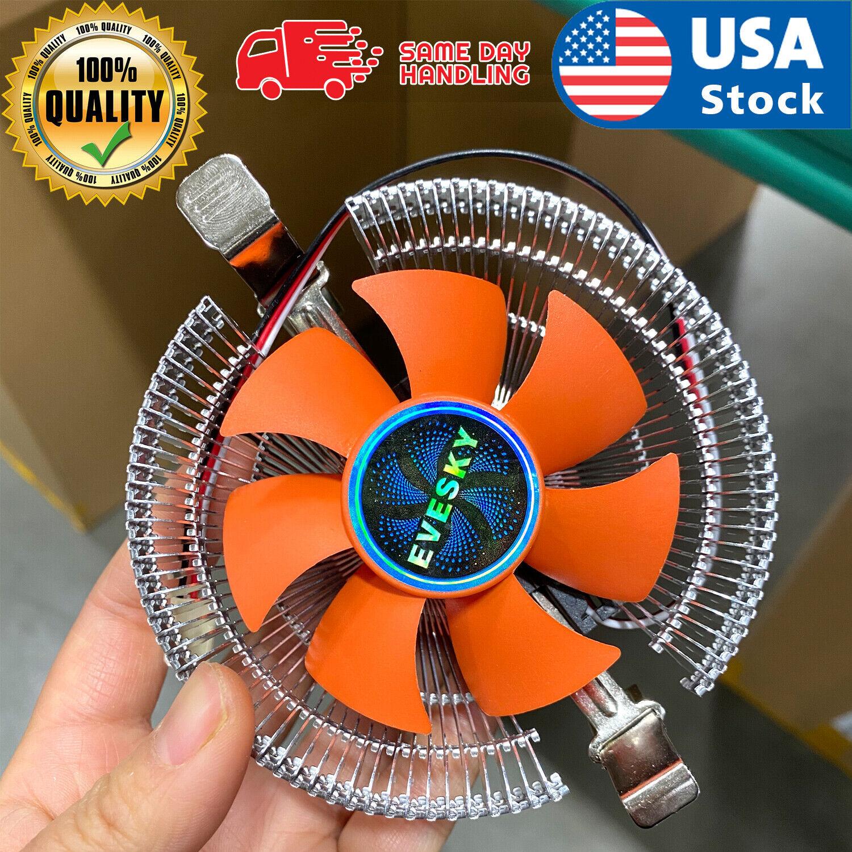 USA NEW CPU HEATSINK  Fan Heatsink E97379 I3 I5 I7 Socket LGA 1150 1151 1156 Computer Components & Parts