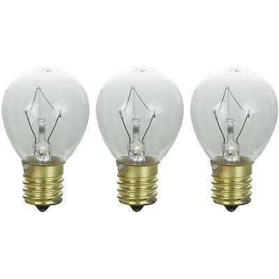 Clear GE Lighting 46844 7.5-Watt 53-Lumen S11 Incandescent Light Bulb