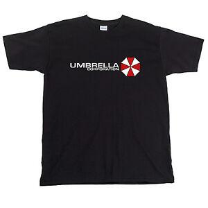 UMBRELLA-CORPORATION-Zombies-Mens-T-ShirtUmbrella Corporation Zombies