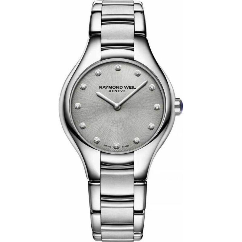 Raymond Weil 5132-ST-65081 Women Noemia Grey Quartz Watch