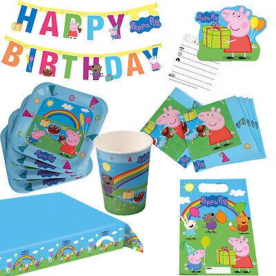 NEW Kindergeburtstag Auswahl Deko Party Feier Geburtstag (Kinder-geburtstage)