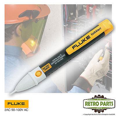 Fluke 2AC VoltAlert Non Contact Voltage Sensor Tester 90-1000v Pen Genuine 110v