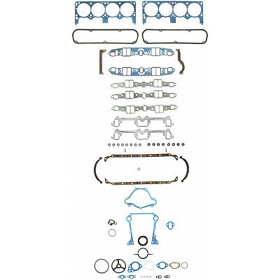 Engine Gasket Set fits 1976-1989 Plymouth Gran Fury Caravelle Trailduster  -
