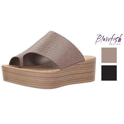 Blowfish Womens Laslett Platform Sandals