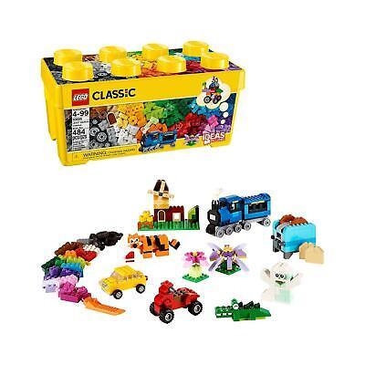 NEW Lego 10696 Classic Medium Creative Brick Box 484 Pcs Building Set