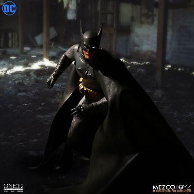 Mezco One 12 Collective Dc Batman Ascending Knight 1 12 Scale 6  Figure In Stock